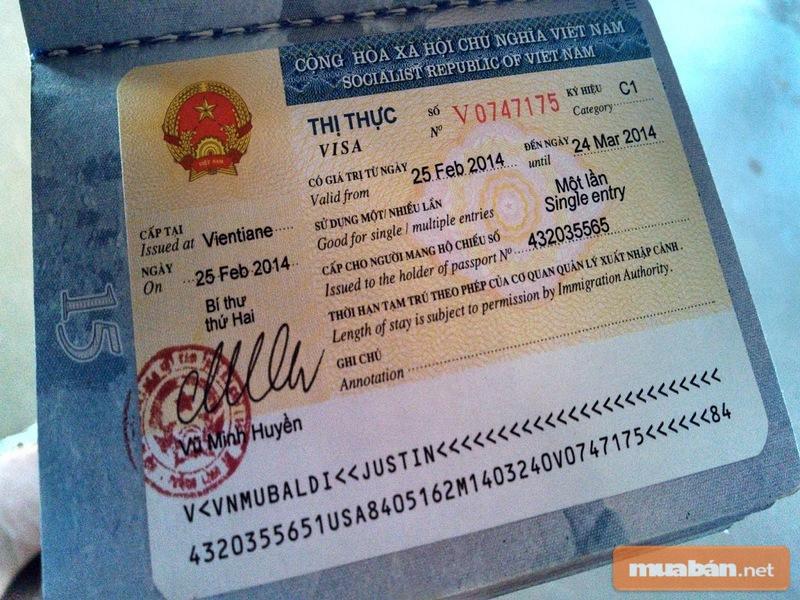 Thị Thực Còn Được Biết Đến Với Tên Gọi Khác Là Visa