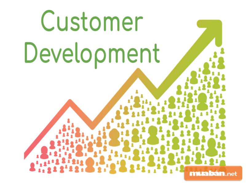 Customer Development sẽ giúp doanh nghiệp tìm kiếm thêm nhiều khách hàng