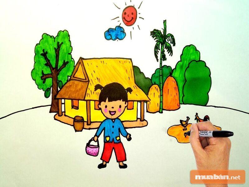 Hãy khuyến khích con phát triển khả năng nghệ thuật của mình