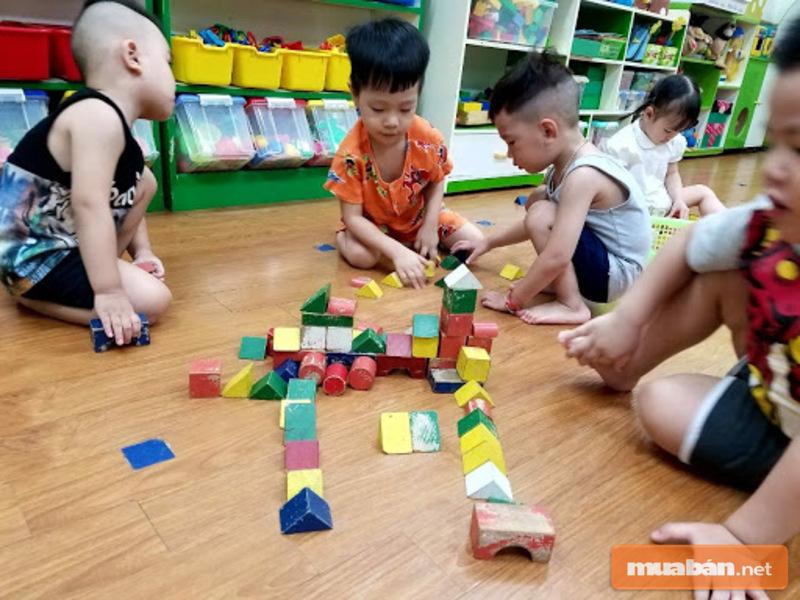 Trò chơi trí tuệ sắp xếp các khối hình độc đáo