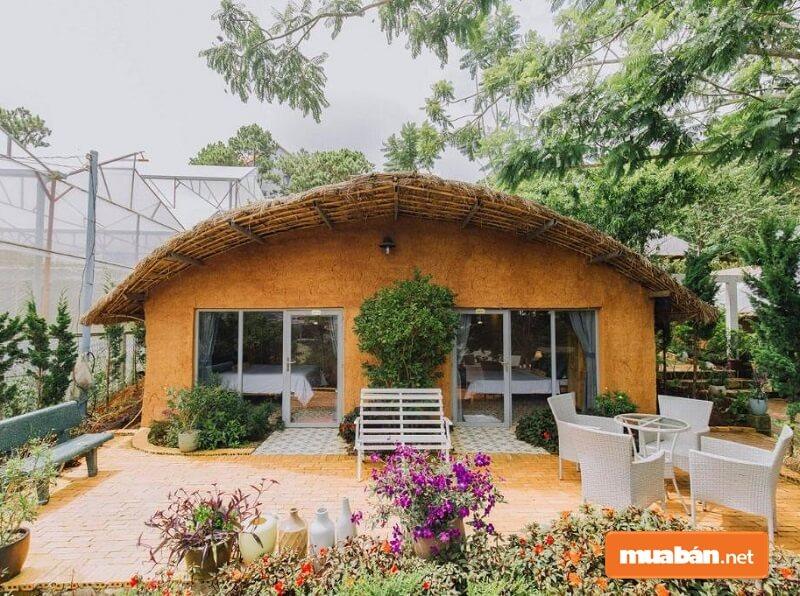 Vị trí góp phần không nhỏ trong việc tạo nên thành công khi kinh doanh bungalow.