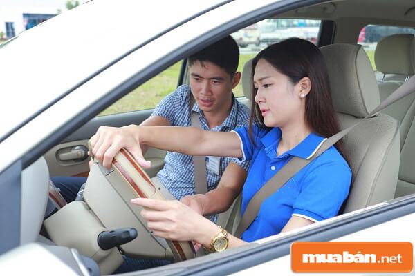 Các hạng bằng lái xe