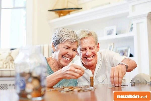 Cách tính lương hưu hàng tháng theo quy định mới nhất