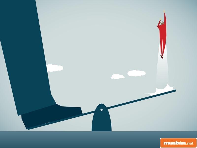 Doanh nghiệp có thể linh hoạt sử dụng đòn bẩy trong mô hình kinh doanh của mình