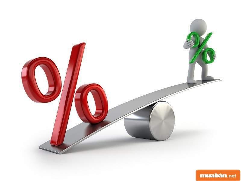 Lãi suất là yếu tố xác định loại hợp đồng vay tiền có đền bù hay không