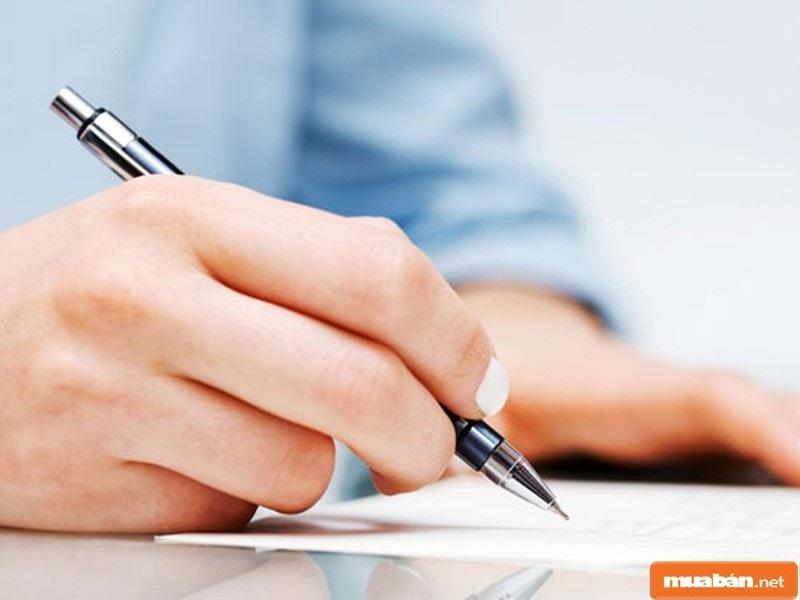 Hợp đồng viết tay vẫn có giá trị pháp lý nếu đáp ứng yêu cầu về nội dung và hình thức