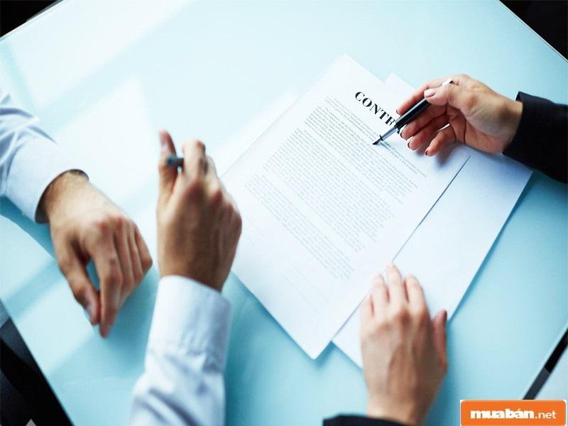 Cần có hợp đồng lao động đã hết hạn hoặc bản sao có chứng thực