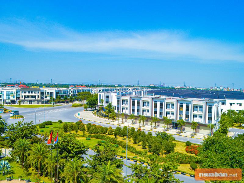 Thị trường Bắc Ninh rộn ràng hơn với siêu dự án