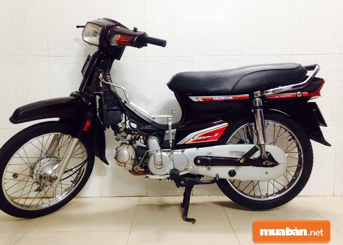 Vào năm 1994 – 1995, đây là những phiên bản Dream đầu tiên xuất hiện tại thị trường Việt Nam.