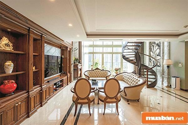 Duplex – Căn Hộ Dành Riêng Cho Giới Thượng Lưu
