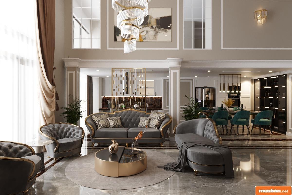 Duplex được biết đến là mô hình căn hộ được thiết kế theo kiểu kiến trúc thông tầng