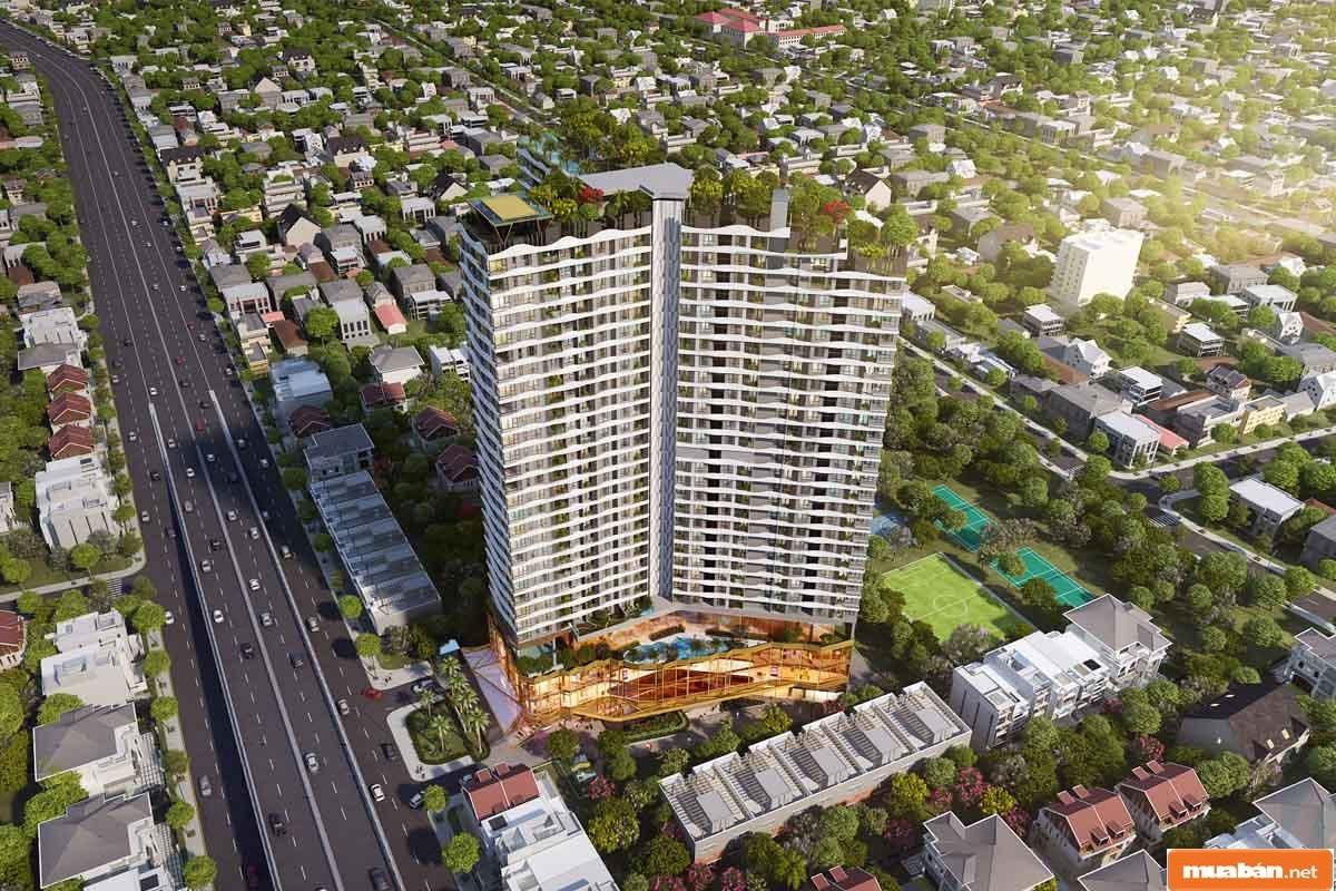 Thiết kế sang trọng, tinh tế từ những chi tiết nhỏ nhất là điểm tạo nên sức hút của các căn hộ Duplex