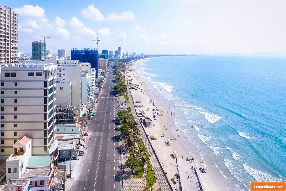 View biển từ một căn hộ cao cấp ở Vũng Tàu