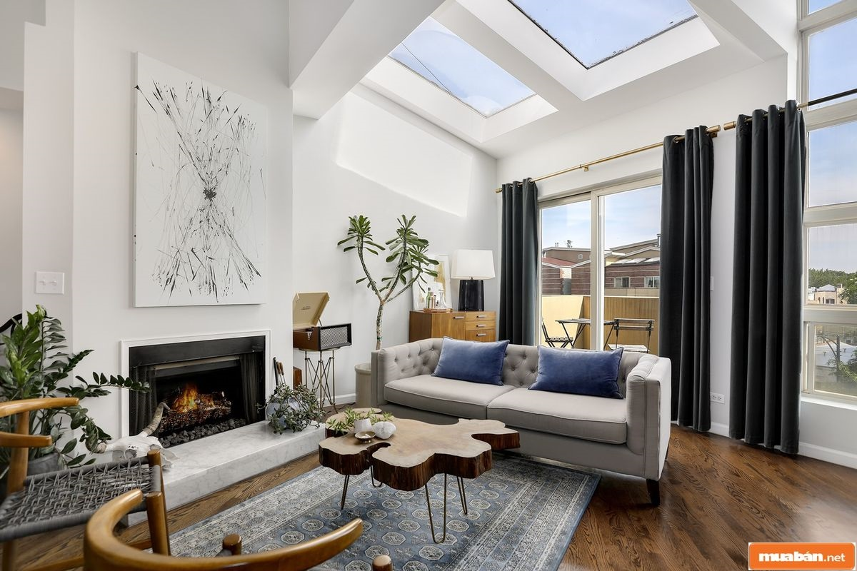 Không gian sống siêu tiện nghi là lợi thế hàng đầu của mô hình căn hộ cao cấp này