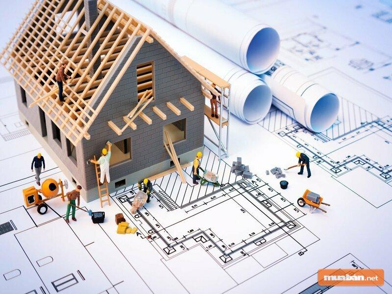 Nếu bạn muốn tự mua nguyên liệu, việc tính toán giá xây dựng sẽ phụ thuộc vào giá nhân công