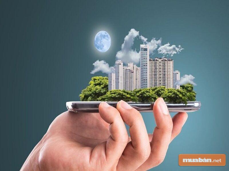 Lựa chọn những dự án thông minh cũng là lựa chọn tốt khi kinh doanh nhà đất