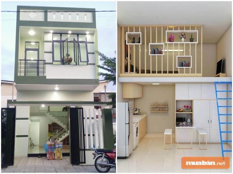 Sửa nhà, đem nhà cho thuê cũng là lựa chọn không tồi