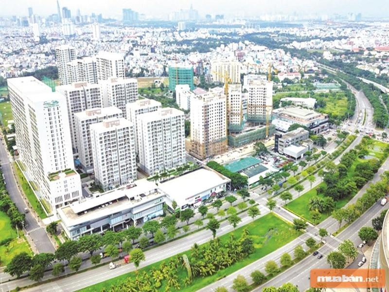 Thực trạng thị trường bất động sản hiện nay có rất nhiều tiềm năng