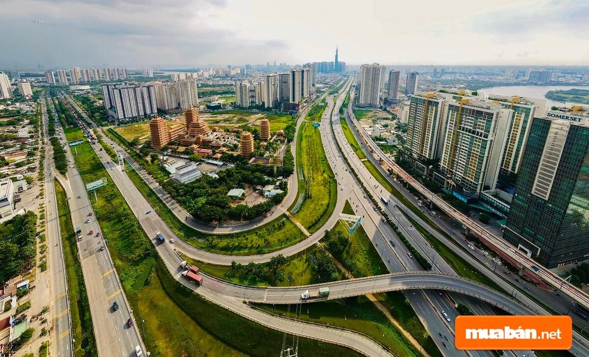 Thành phố Thủ Đức được thành lập làm giá bất động sản tăng đột biến