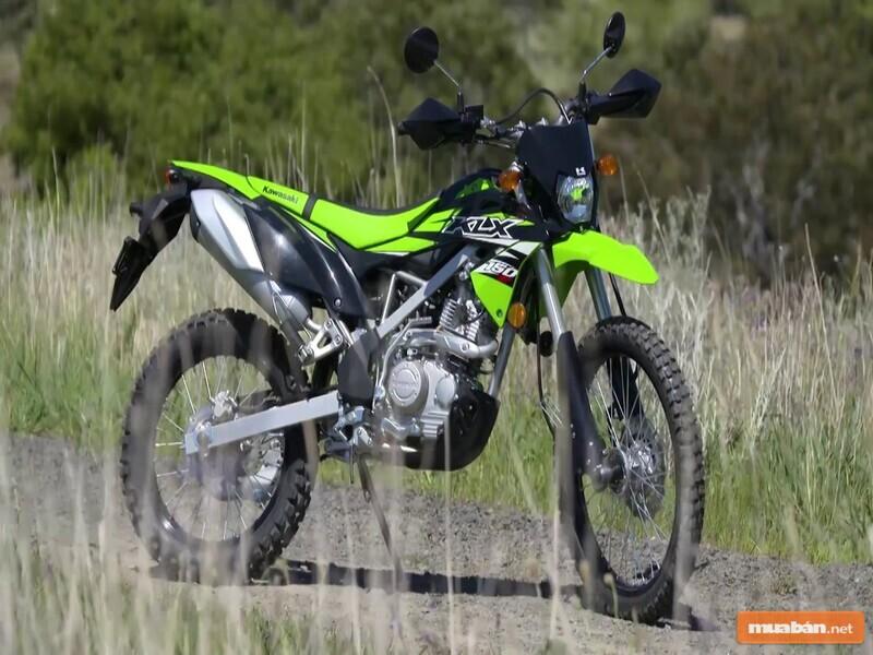 Kawasaki KLX 150BF 2018