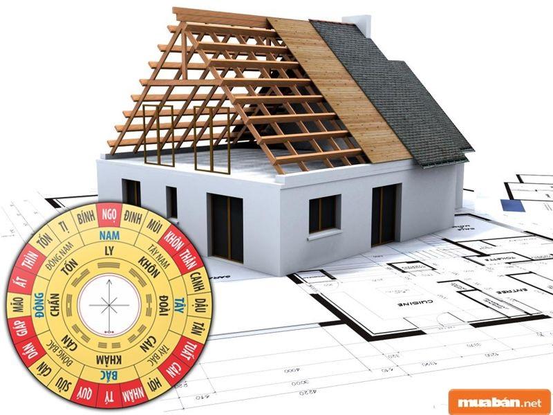 Tránh hạn Hoang ốc khi xem tuổi mua nhà