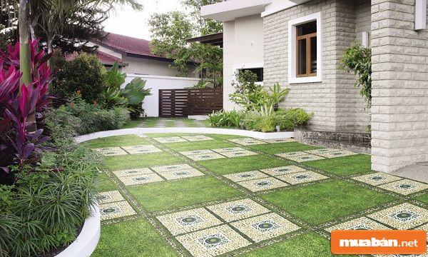 Đá lát sân vườn và 3 tiêu chí giúp bạn chọn đá tốt nhất!