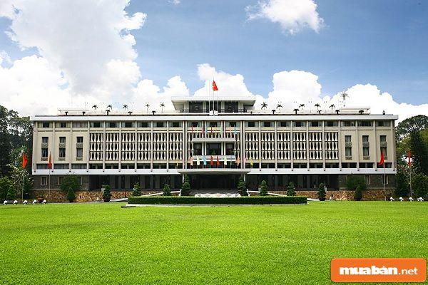 Kiến trúc Dinh Độc Lập – Nét độc đáo ấn tượng của Sài Gòn!