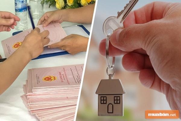 Cùng tìm hiểu về việc chuyển nhượng chung cư chưa có sổ hồng nhé