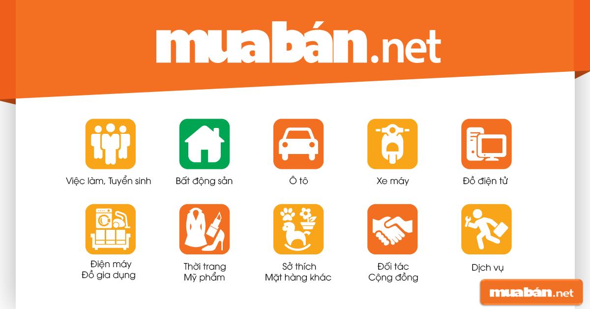 Muaban.net là kênh mua bán nhà đất dành cho bạn