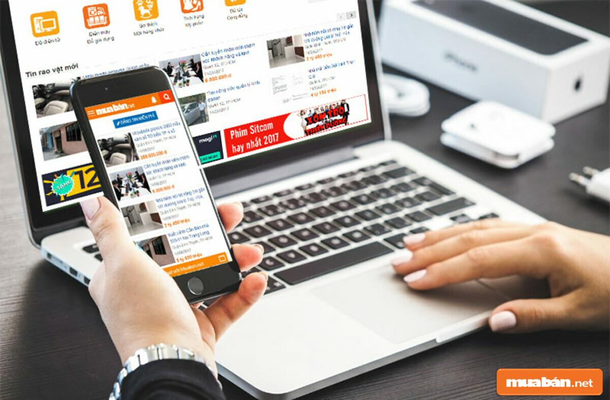 Muaban.net có nhiều công cụ hữu ích hỗ trợ người dùng