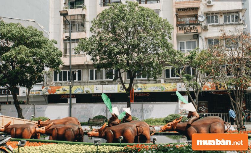 Livestream 360 độ bắt đầu phát sóng ngay sau Lễ khai mạc đường hoa Nguyễn Huệ vào 19 giờ ngày 9.2