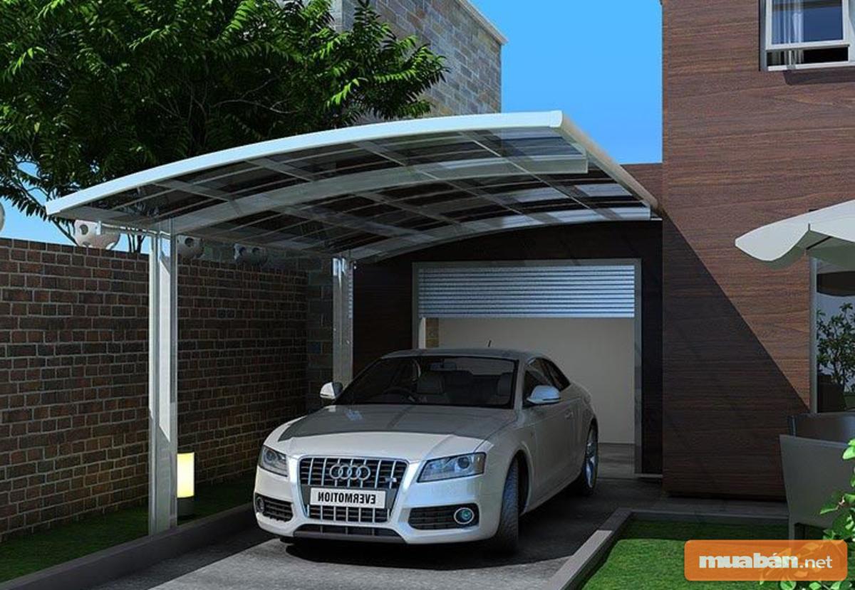 Lựa chọn đơn giản cho nhà xe của bạn