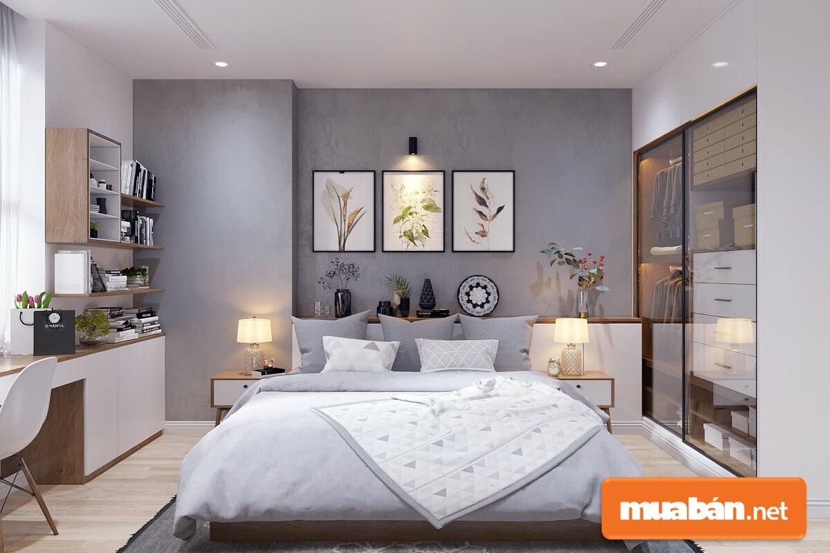 Nên chọn những đồ nội thất đa năng để tiết kiệm diện tích và tiện lợi hơn.