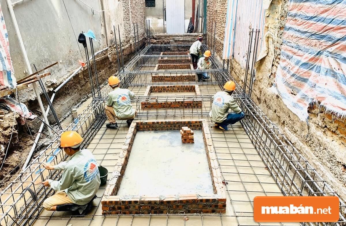 Kiểm soát quy trình và vật tư xây dựng chặt chẽ hơn