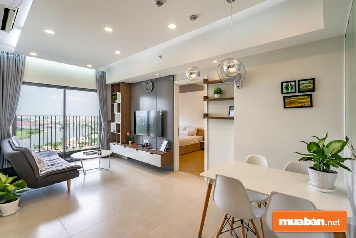 Masteri Thảo Điền cũng là một trong những dự án hiện đang sở hữu chuỗi căn hộ chung cư đẹp nhất Việt Nam.