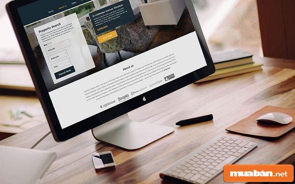 Những trang web đăng tin bất động sản miễn phí hấp dẫn!