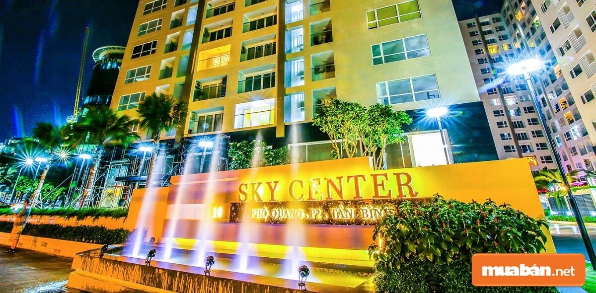 Căn hộ Sky Center tích hợp đầy đủ dịch vụ đạt chuẩn cao cấp và tiện ích vượt trội là niềm mơ ước của nhiều cư dân.