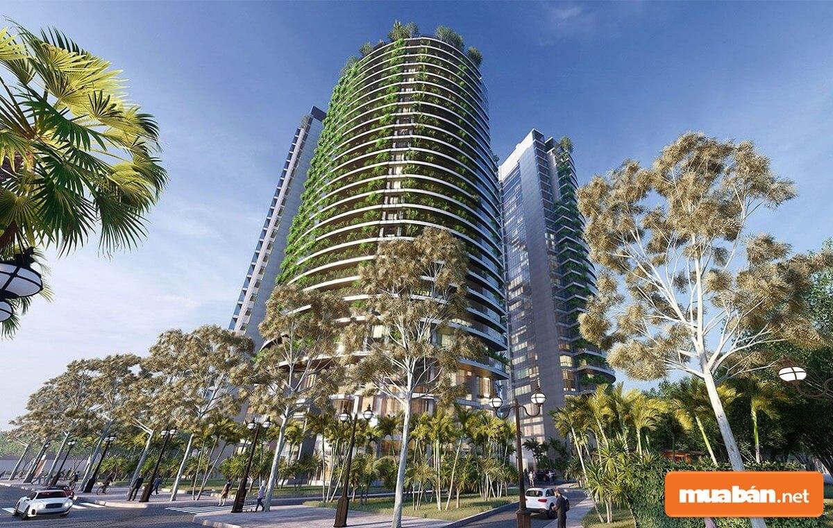 Sunshine Venicia cung cấp 100% các căn hộ cao cấp tại quận 2, TPHCM