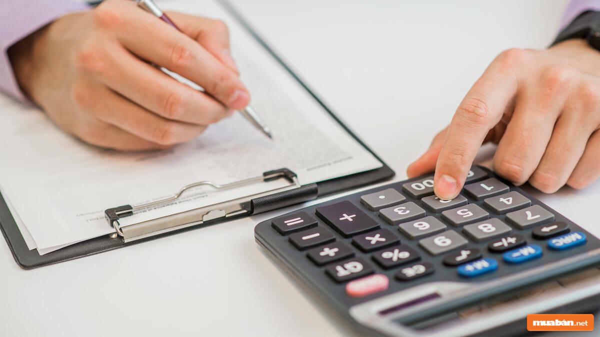 Đừng quên tính toán tài chính cẩn thận