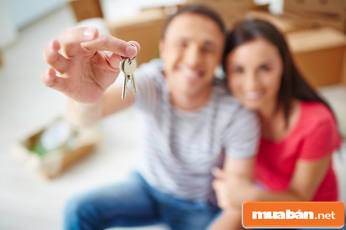 Các bước mua bán nhà