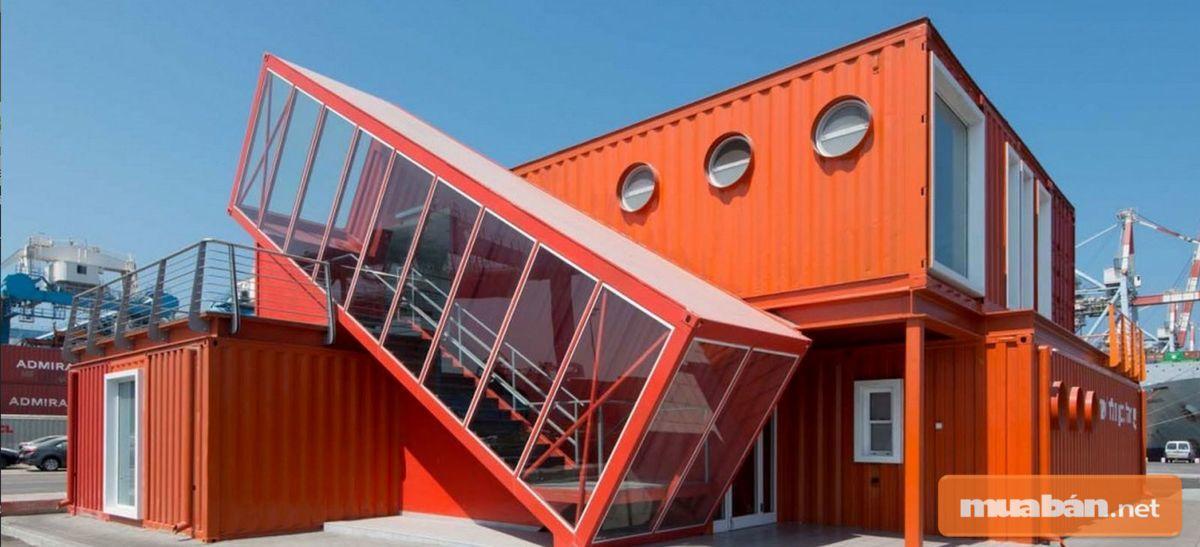 Thiết kế nhà ở đậm tính nghệ thuật