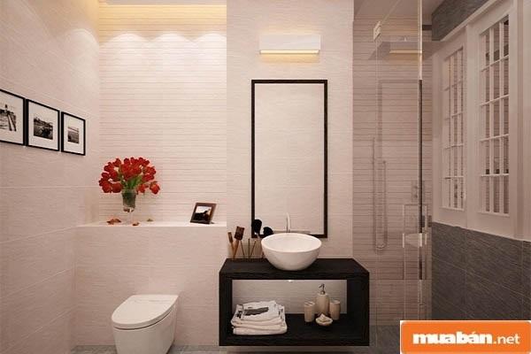 Thi công nhà vệ sinh đẹp cần đảm bảo các tiêu chí gì?