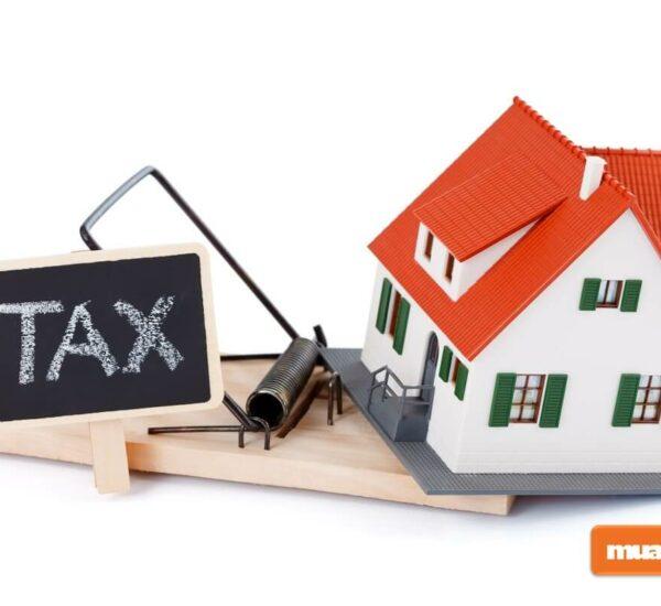 Cách tính thuế trước bạ nhà đất ai cũng nên biết