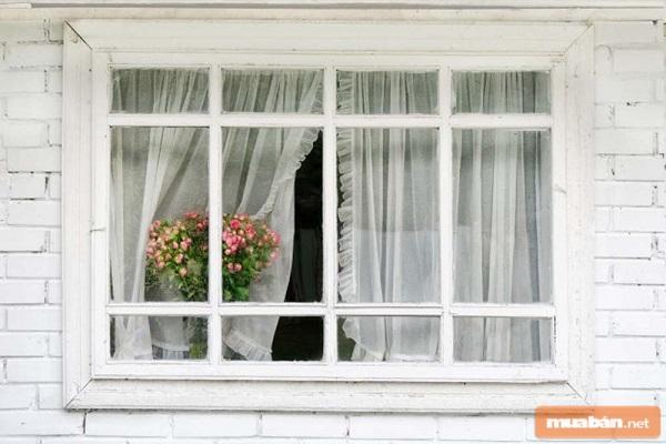 Cùng điểm qua những mẫu cửa sổ đẹp nhất nhé