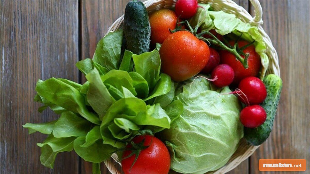 Mỗi loại rau xanh mang những ưu nhược điểm khác nhau mà bạn nên cân nhắc trồng theo mùa