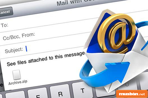 Cách viết email xin việc 01