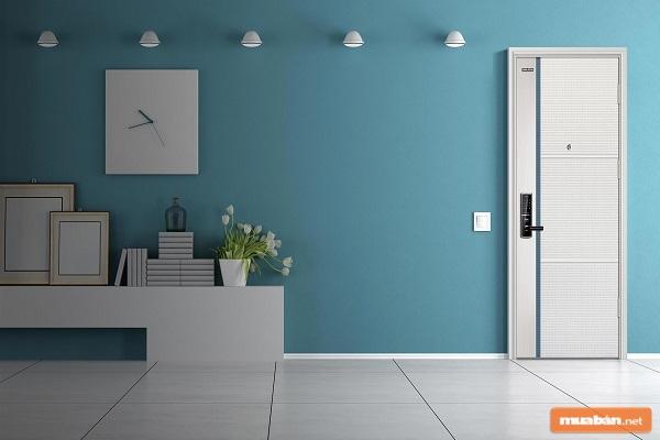 Cửa phòng ngủ phải lựa chọn như thế nào cho phù hợp?