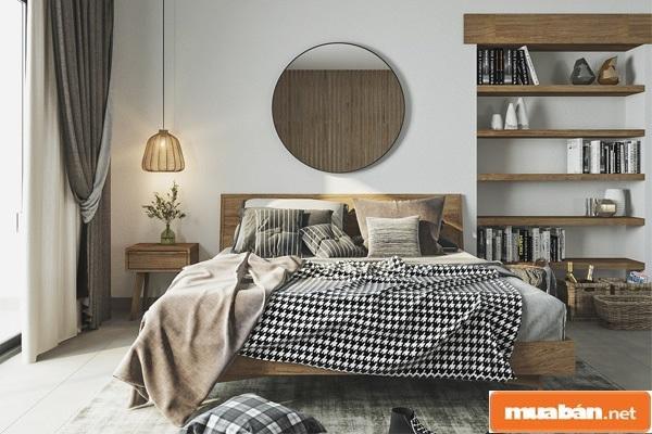 Nội thất phòng ngủ trang trí chuẩn xinh với các gợi ý sau