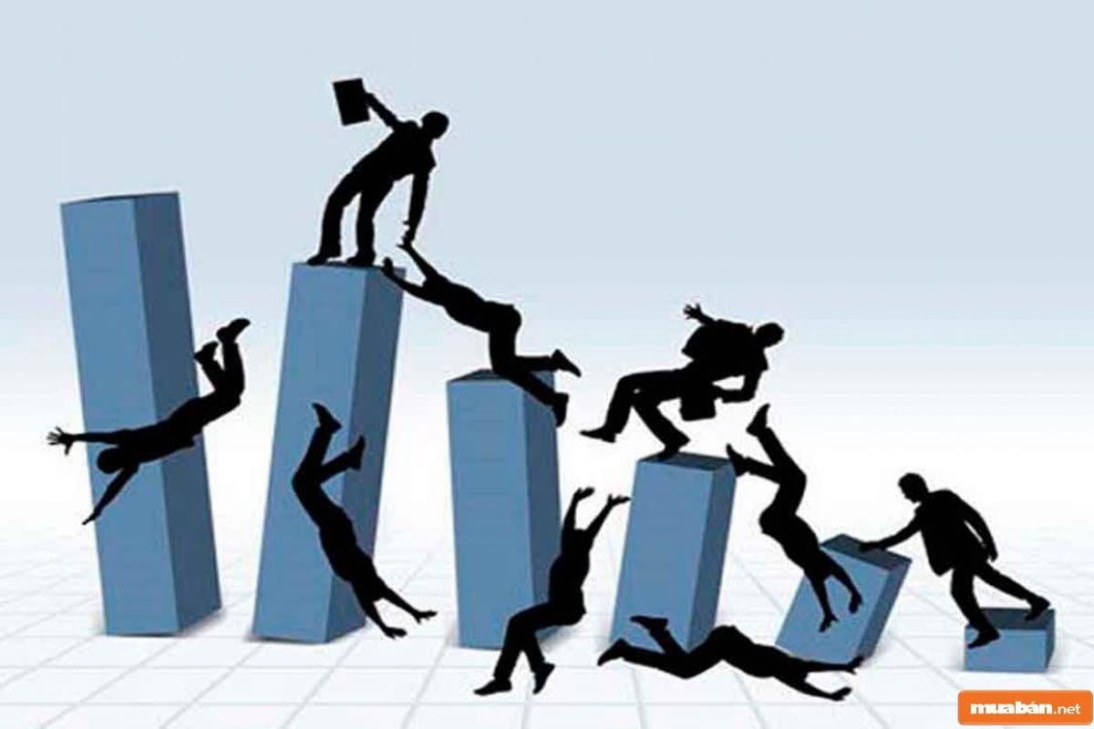 quản trị nhân lực sẽ xây dựng nên tiềm lực nội bộ trong doanh nghiệp