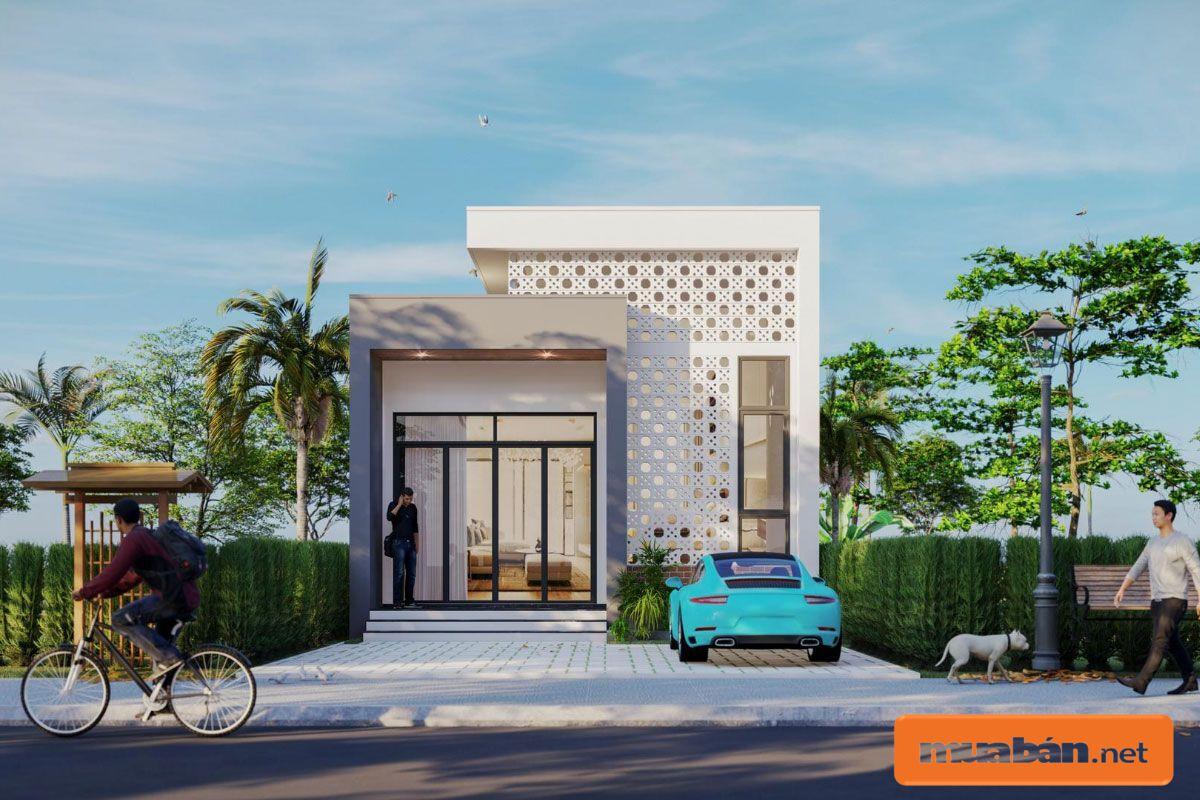 Bạn có thể tìm được một căn nhà nhỏ đẹp phù hợp với mong muốn trên thị trường